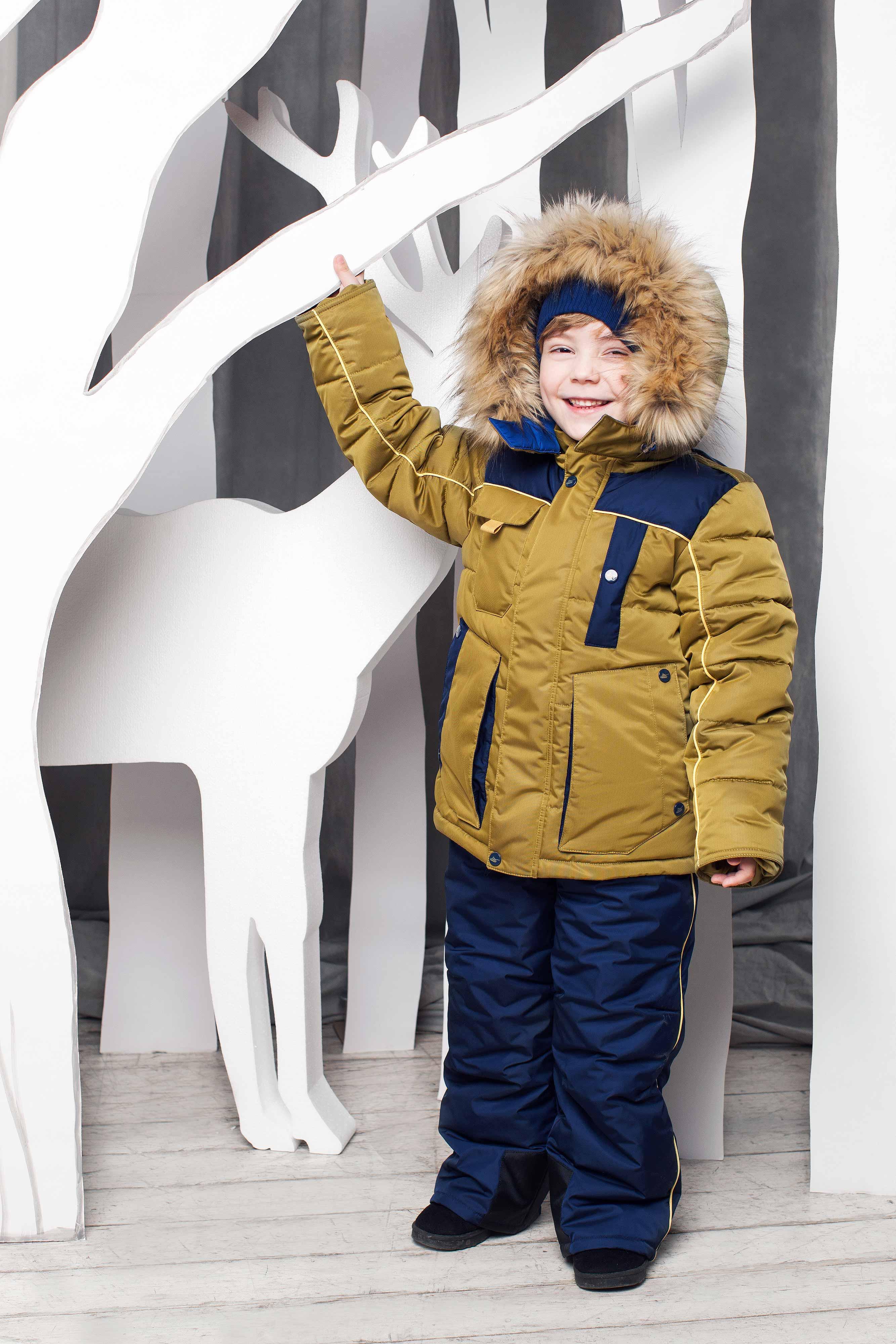 Костюмы для мальчиков зимние